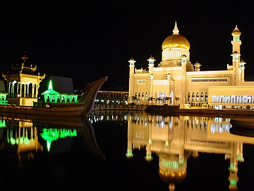 93  Gambar Masjid Emas Brunei Terbaik
