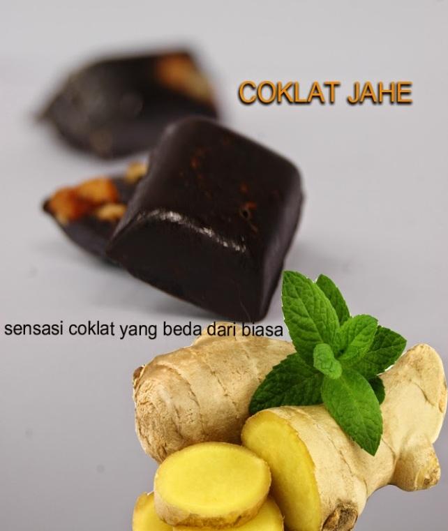 coklat jahe